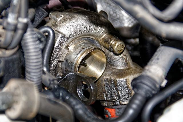 Jakie są oznaki awarii turbosprężarki?